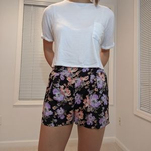 Kimchi Blue Floral Shorts